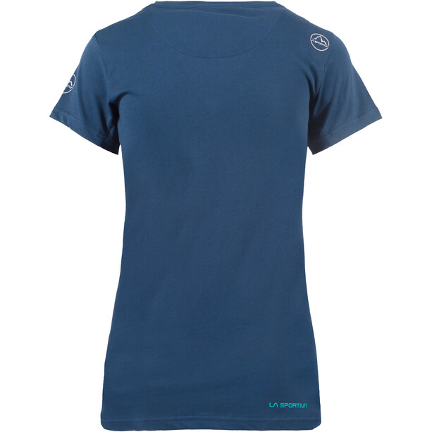La Sportiva Cubic T-shirt Dam opal