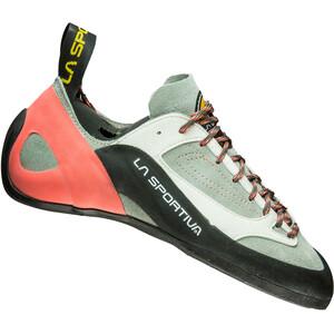 La Sportiva Finale Climbing Shoes Women grey/coral grey/coral
