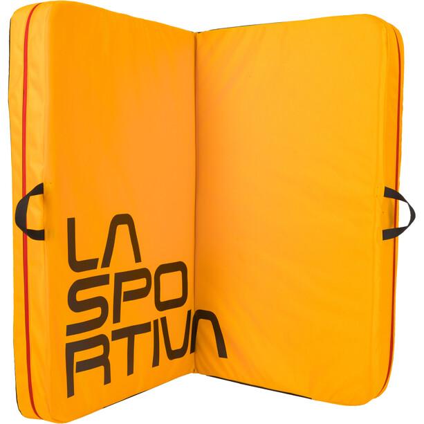 La Sportiva Laspo Crash Pad black/yellow