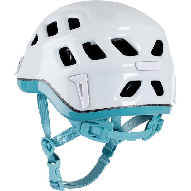 Mammut Rock Rider Helm white-waters