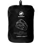 Mammut Cargo Light Shoulder Bag 90l, black