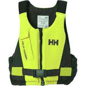 Helly Hansen Rider Veste, jaune/gris jaune/gris