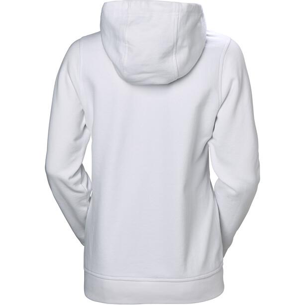 Helly Hansen HH Logo Hoodie Damen white