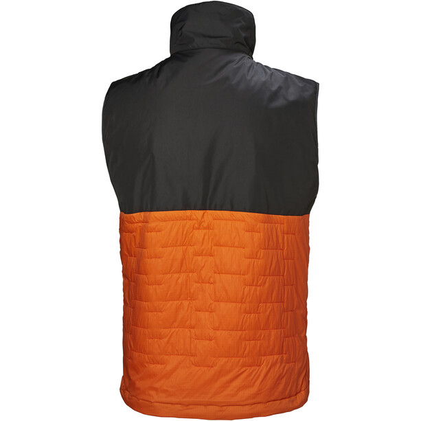 Helly Hansen Movatn Wool Ins Weste Herren blaze orange