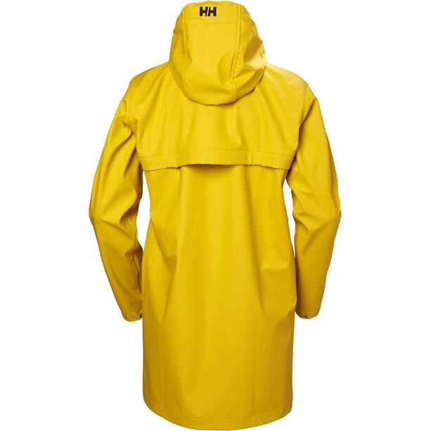 Helly Hansen Moss Regenmantel Damen essential yellow