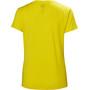 Helly Hansen Skog Graphic T-Shirt Damen dandelion