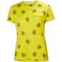 Helly Hansen Lomma T-Shirt Femme, jaune