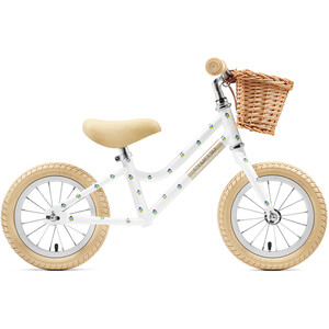 "Creme Mia Push-Bike 12"" Kinder white unicorn white unicorn"