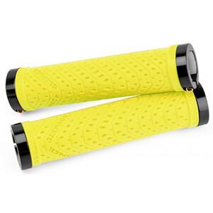 Sixpack K-Trix Lock-On Griffe gelb/schwarz gelb/schwarz