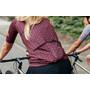 AGU Velo Love Maillot de cyclisme à manches courtes Femme, rouge