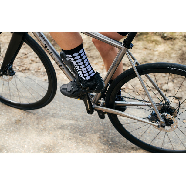 AGU Essential Sprinkle Socken black