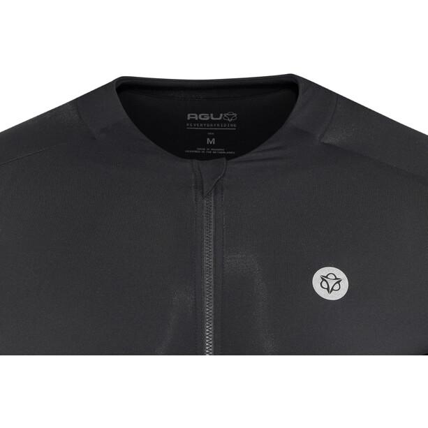AGU Premium Shortsleeve Jersey Herr black