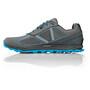 Altra Lone Peak 4 Low RSM Running Shoes Herr gray/blue