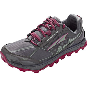 Altra Lone Peak 4 Running Shoes Dam raspberry raspberry