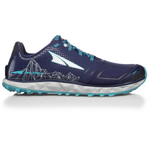 Altra Superior 4 Running Shoes Dam dark blue dark blue