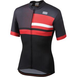 Sportful Team 2.0 Drift Trikot Herren black/anthracite/red black/anthracite/red