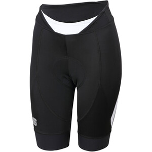 Sportful Neo shorts Dame Svart/Hvit Svart/Hvit