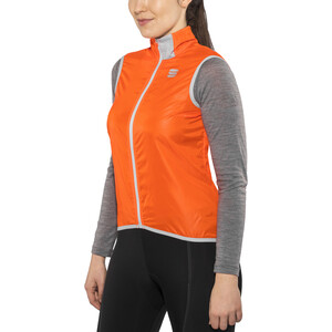 Sportful Hot Pack Easylight Weste Damen orange sdr orange sdr