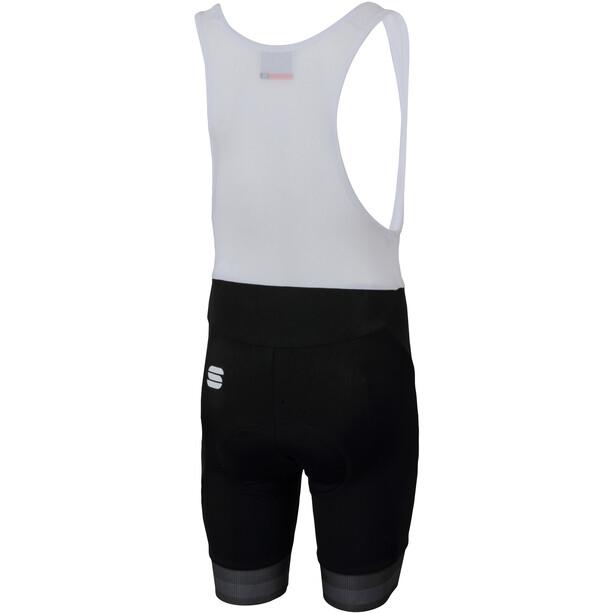 Sportful Tour 2.0 Trägershorts Kinder schwarz/weiß