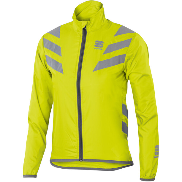 Sportful Reflex 2 Jacke Kinder yellow fluo