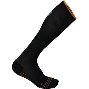 Sportful Recovery Socken black/orange sdr black/orange sdr