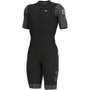 Alé Cycling R-EV1 Fuga Kurzarm Anzug Herren black-white black-white