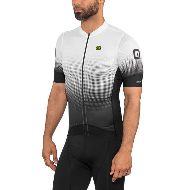 Alé Cycling PRS Dots Kurzarm Trikot Herren black-white