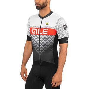 Alé Cycling PRS Hexa SS Jersey Herr black-white black-white