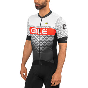 Alé Cycling PRS Hexa Kurzarm Trikot Herren black-white black-white