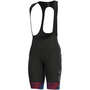 Alé Cycling Graphics PRR End Trägershorts Herren black-multicolor black-multicolor