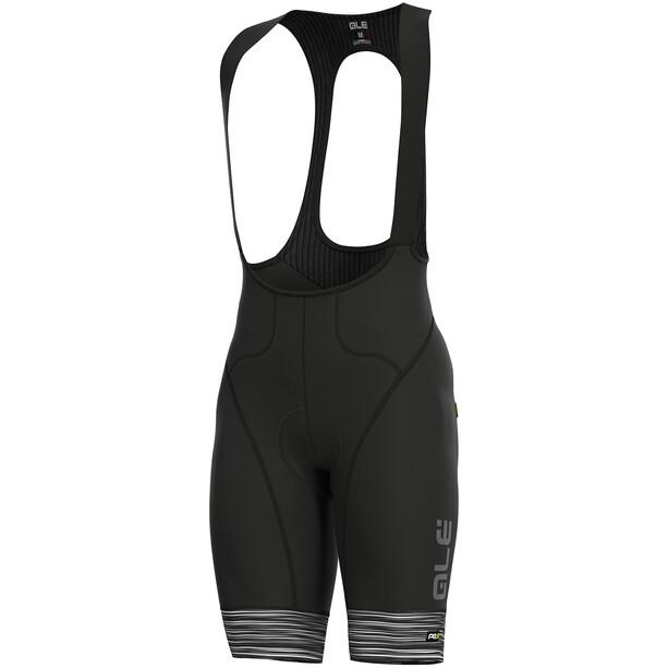 Alé Cycling Graphics PRR End Trägershorts Herren black-white