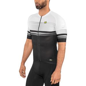 Alé Cycling Graphics PRR Slide SS Jersey Herre black-white black-white