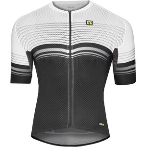 Alé Cycling Graphics PRR Slide Kurzarm Trikot Herren black-white black-white