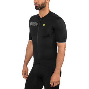 Alé Cycling Solid Color Block SS Jersey Herr black black