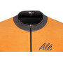 Alé Cycling Classic Vintage Kurzarm Trikot Herren orange