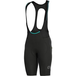 Alé Cycling Klimatik K-Coldback Trägershorts Herren black black