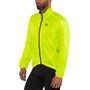 Alé Cycling Guscio Light Pack Jacke Herren gelb
