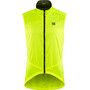 Alé Cycling Guscio Light Pack Weste Herren flou yellow