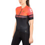 Alé Cycling Graphics PRR Slide Kurzarm Trikot Damen black-lollipop
