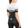 Alé Cycling Graphics PRR Slide Kurzarm Trikot Damen black-white