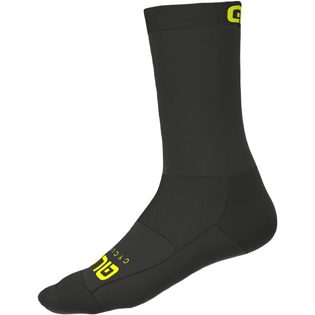 Alé Cycling Team Socken 20cm black