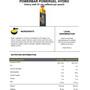 PowerBar PowerGel Hydro Box 24 x 67ml Cherry mit Koffein
