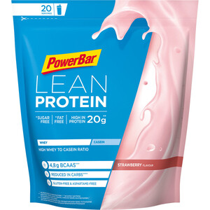 PowerBar Lean Protein Beutel 500g Erdbeere