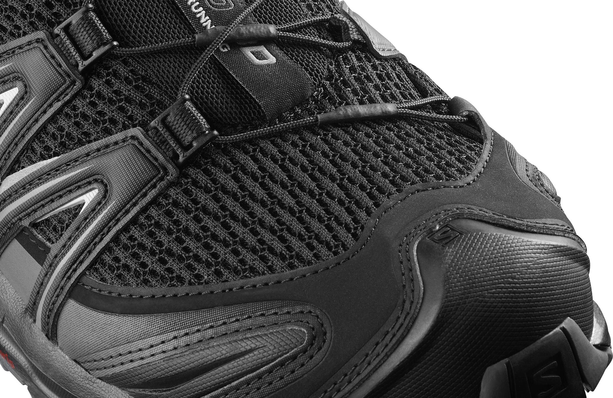 Salomon XA Pro 3D Wide Shoes Herr blackmagnetquiet shade