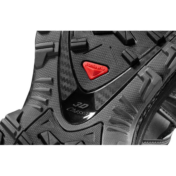 Salomon XA Pro 3D Wide Schuhe Herren black/magnet/quiet shade