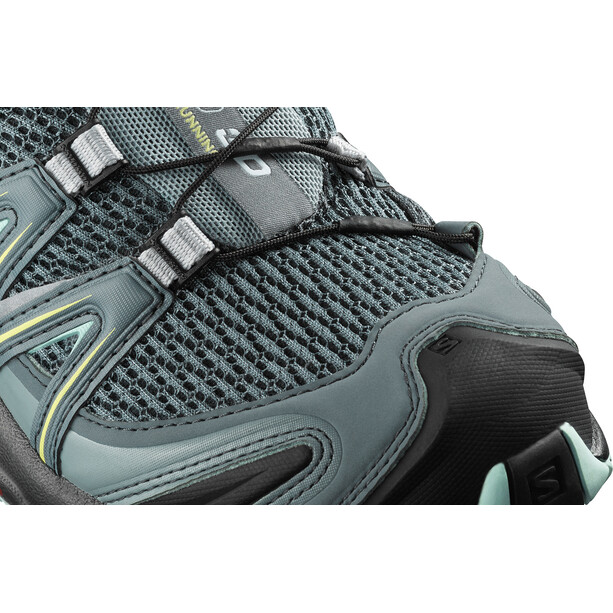 Salomon XA Pro 3D Schuhe Damen stormy weather/lead/eggshell blue