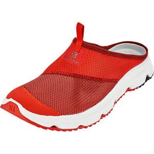 Salomon RX Slide 4.0 Schuhe Herren high risk red/white/red dahlia high risk red/white/red dahlia
