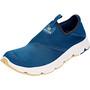 Salomon RX Moc 4.0 Schuhe Herren poseidon/white/taos taupe