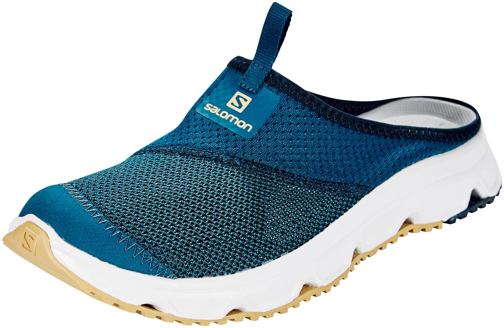 Salomon RX Slide 4.0 Shoes Herr poseidonnavy blazertaos taupe