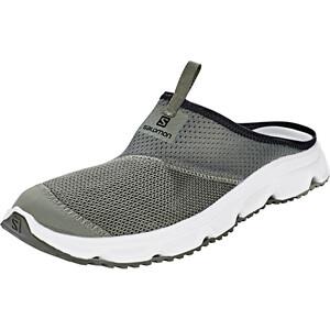 Salomon RX Slide 4.0 Schuhe Herren castor gray/white/beluga castor gray/white/beluga